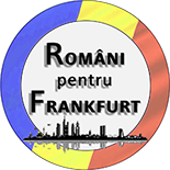 Români pentru Frankfurt - Rumänen für Frankfurt - RF Logo